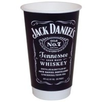 16oz Double Walled Paper Cups