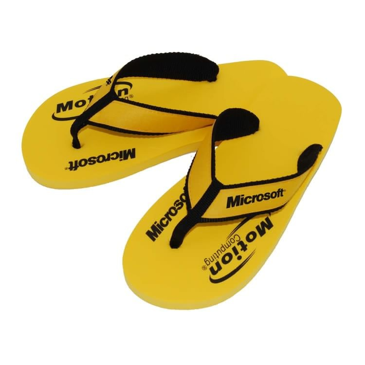 ec9fddd2ddbd Promotional Thongs   Flip Flops Custom Printed