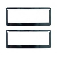 Promotional Number Plate Frame