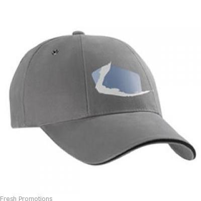 Soft Contrast Peak Cap