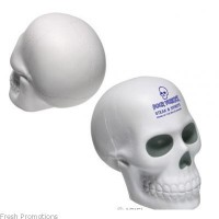 Skull Stress Toys