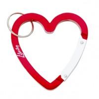 Heart Carabiner
