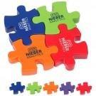Four Piece Jigsaw Stress Toys