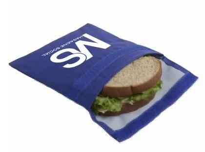 Sandwich and Snack Bag Custom Printed