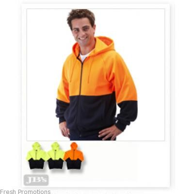 High Visibility Hoodies