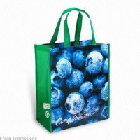 Deluxe Printed Shopping Bags